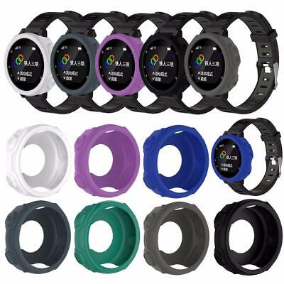 Band Protector Silicone Case Cover For Garmin Forerunner 235 735XT GPS Watch