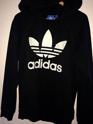 adidas originali firebird felpa felpa jumper top m
