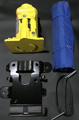 New OEM Ford 4-Ton Hydraulic Bottle Jack With Extras Super Duty F150 Truck Van