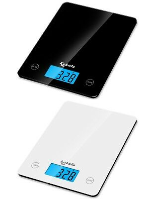 Large Electric Kitchen Scale Digital Lcd Food Weighing In Gram Ounce Pound