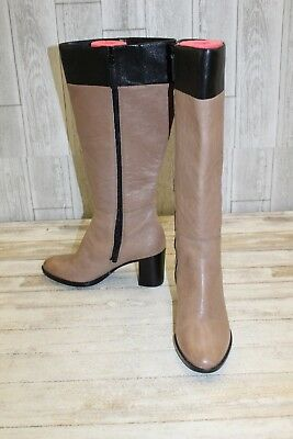 Naturalizer Frances Wide Calf Knee High Boots Women S Size 9 5 W
