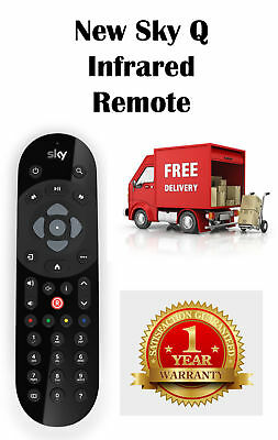 New Sky Q Remote Infrared
