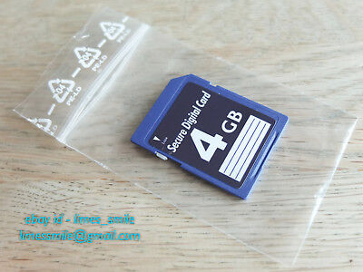 4GB TomTom Rider 1st + 2nd Edition Compatible SD Card - Secure Digital NON SDHC