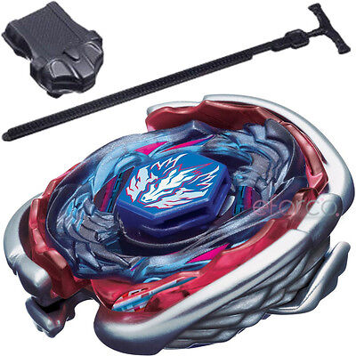 4D Beyblade Galaxy Pegasus Pegasis STARTER SET Launcher & Spinning Spielzeug