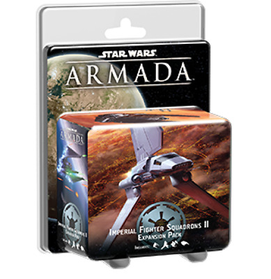 Imperial Fighter Squadrons II Expansion Pack for Star Wars Armada