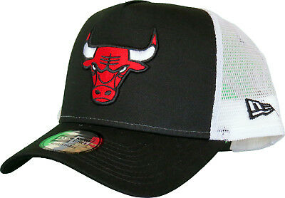 ac149c34412 NEW ERA CHICAGO Bulls Reverse Team Trucker Cap Red BNWT - EUR 22