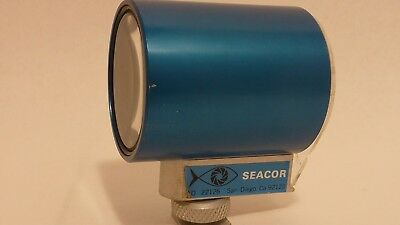 Vintage Seacor 35mm Sea View III Optical Range Viewer For Diving Imaging