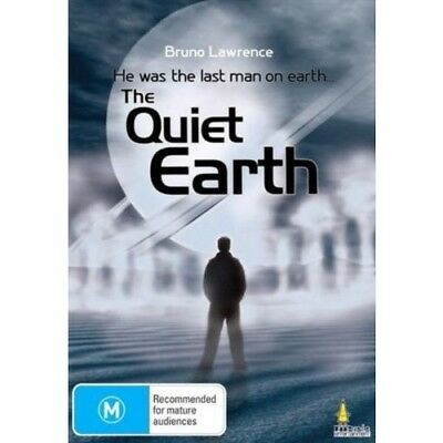 The Quiet Earth Dvd = Brand New Fast Postage  =