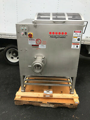 Hollymatic 3000 Mixer/Grinder (2009 Model)(300 pound capacity) FULLY REFURBISHED