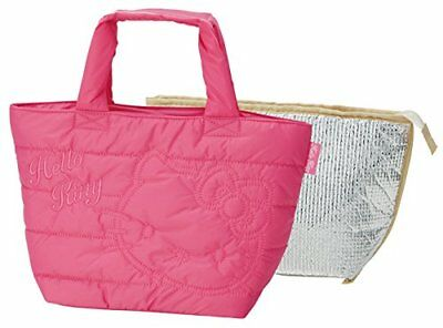 Skater write-down lunch tote bag cold warm lunch back Hello Kitty Sanrio KL
