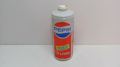 Vintage 1982 1/2 Liter Resealable Can Prepared By Wis-Pak Watertown Wisconsin