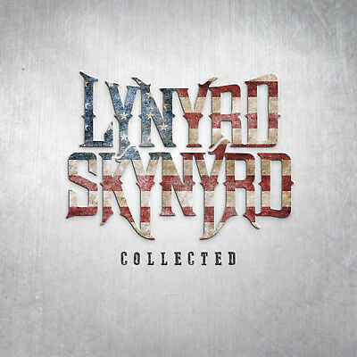 LYNYRD SKYNYRD COLLECTED ~ 2 x NUMBERED LTD. ED. 180gsm COLOUR VINYL LP ~ *NEW*