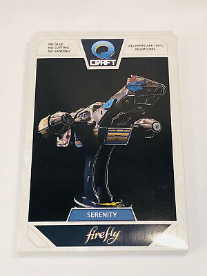 QMx SERENITY Q-CRAFT Firefly Loot Cargo Crate March 2018 EXCLUSIVE