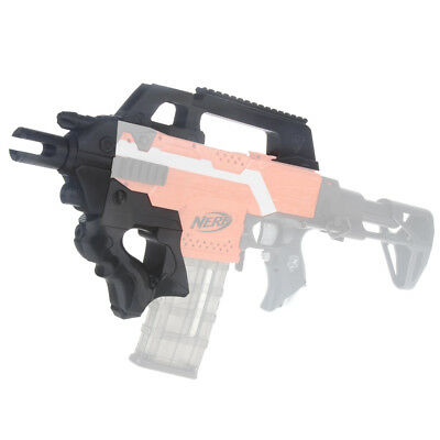 Worker F10555 Thunder Type Front Tube Kit 3D Printed for Nerf Stryfe Modify Toy