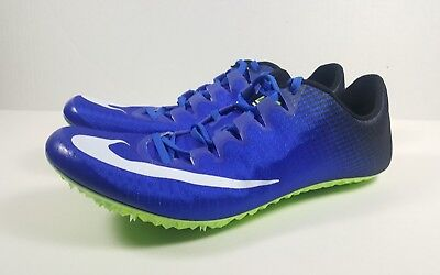 size 40 f9624 463e9 Nike Zoom Superfly Elite Racing Spike Track Running Shoes 835996-413 Size 13