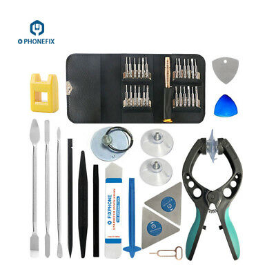 Mobile Cellphone Repair Opening Pry Tools Kit Screwdriver Set for iPhone Samsung