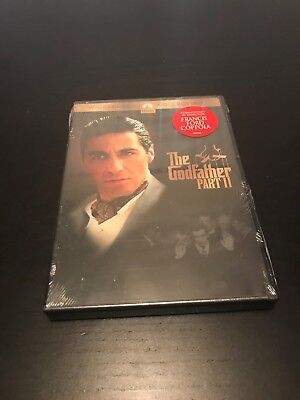 The Godfather Part II (DVD, 2005).  Free shipping!
