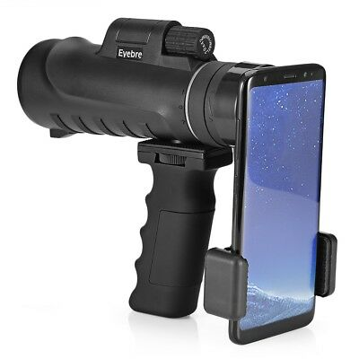 Monocular Telescope 10X42 Eyepiece HD Wide-angle High-power Spotting Scope