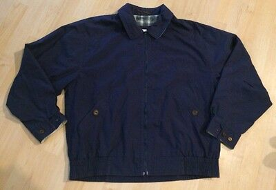 London Fog Blue Men's Jacket Size Medium