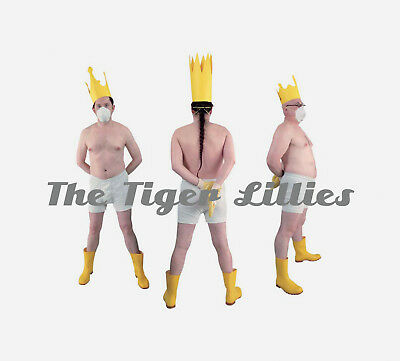 The Tiger Lillies Book