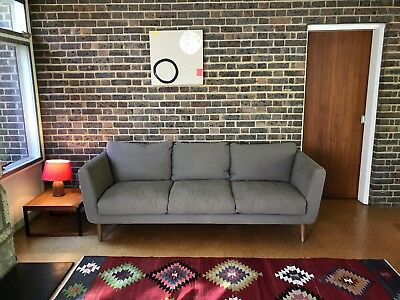Three Seat Holly Sofa From Hardly Used Very Good Condition