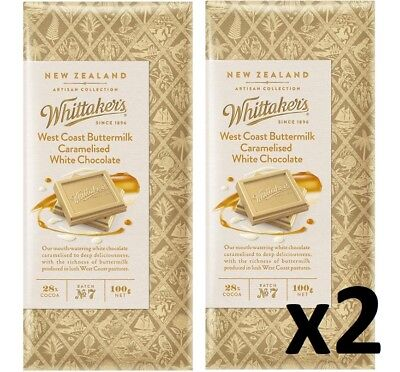 RARE Whittaker's West Coast Buttermilk Caramelised White Chocolate CARAMILK DUPE