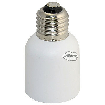 Light Bulb Socket Base Converter Adapter Edison Screw  E27 to E40 Lamp Holder
