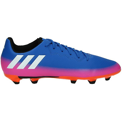 ADIDAS LIONEL MESSI 16.3 FG J Soccer Shoes Football Boots