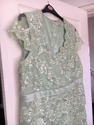 d0f2213728c9   jacques Vert   Mother Of The Bride   Groom Special Occasion Dress Size