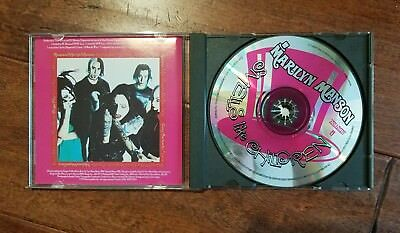 MARILYN MANSON SMELLS Like Children CD SUPER RARE SILVER DISC IMPOSSIBLE TO  FIND