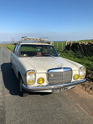 1969 Mercedes 220D w114 great runner w115 coupe 200 250 280