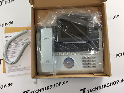L30250-F600-C112 UNIFY Openstage 60 T TDM in ICE BLUE Systemtelefon NEUWARE OVP