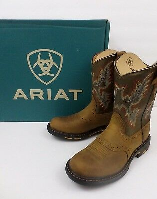 0ab13e481a5 ARIAT KIDS WORKHOG 8