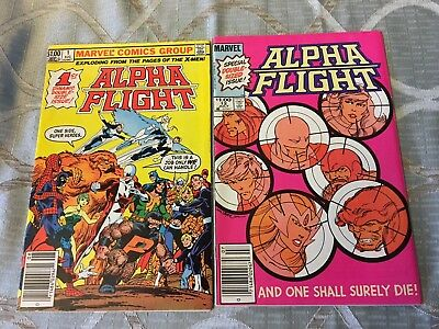 alpha flight #1, #12 (death of vindicater)