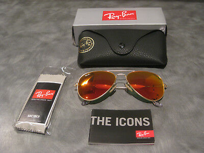 286d9c4b5c Brand New RayBan Aviator Classic RB3025 112/69 58mm - Limited price Ray-Ban