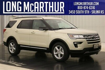 """Ford Explorer XLT 3.5 V6 6 SPEED AUTOMATIC NAV SUV MSRP $41445 XLT TECH FEATURE BUNDLE DRIVER CONNECT PACKAGE 18"""" PAINTED ALUMINUM WHEELS"""