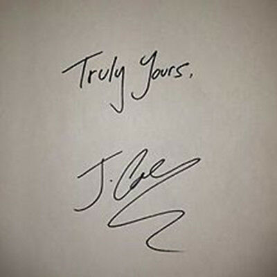 J cole friday night lights official mixtape hot 799 j cole truly yours mixtape cd dreamville aloadofball Image collections