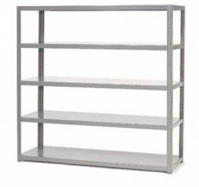 Heavy Duty Die Rack Shelving 36 X 18 X 96 (5 Shelf)