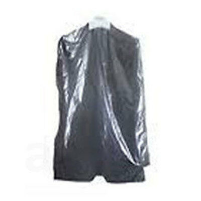Clear Polythene Plastic Garment Covers Film Dry Cleaners Bags Clothes Bags
