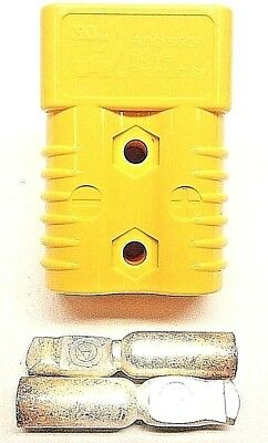 6328G6 Anderson Original SB 175 Battery Connector Yellow #4 AWG