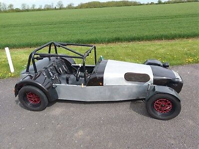 Kit car locast lotus 7 based massive spec seriously fast car track day 2.0