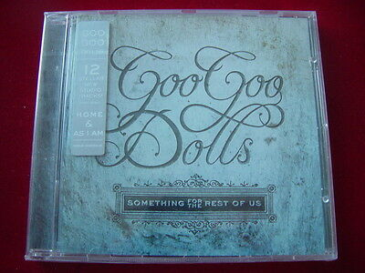 Something for the Rest of Us by Goo Goo Dolls (CD, Aug-2010, Warner Bros.) - NEW
