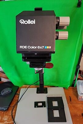 Rollei RDE Color 6x7 Enlarger