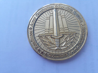 Challenge Coin United States Army South Cdf Army Continuing Education System
