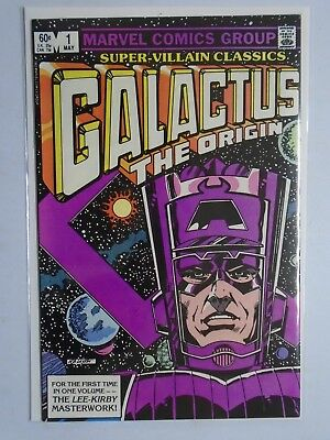 Super-Villain Classics Galactus the Origin (Marvel) #1, 6.0 (1983)