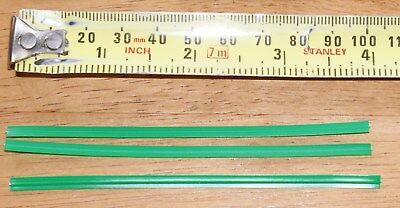 """Plastic Coated Twist Tie. 100mm/4"""". Pack of 100. Perfect for Orchid, Seedling"""