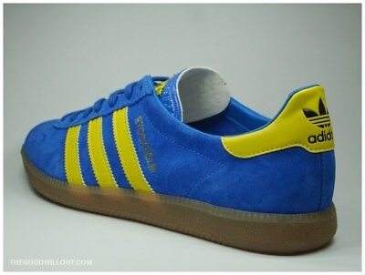 buy online 8427e 04b55 Adidas Originals Stockholm Vintage 2008 UK 8.5   UK9