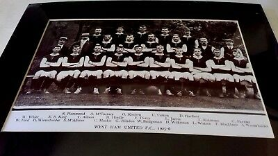 West Ham United 1905-6