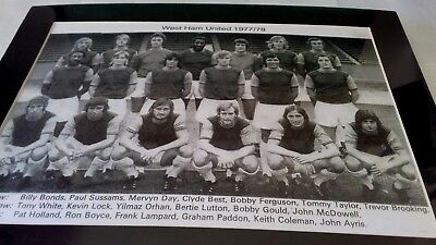 West Ham United 1977/78