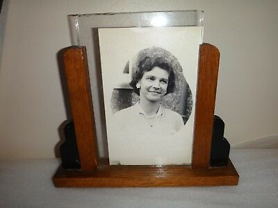 Vintage Art Deco Wooden Photograph Frame Stock 3m 1499